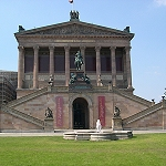 Alte Nationalgalerie, l'Ancienne Galerie nationale
