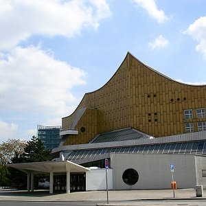 Philharmonie, Berliner Philharmoniker