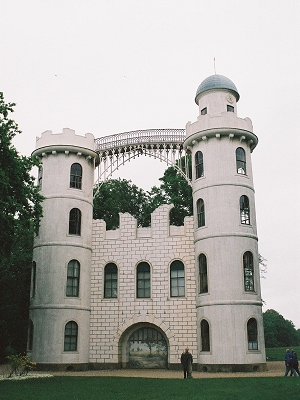 Château de Pfaueninsel, Schloss Pfaueninsel