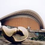 Large Divided Oval: Butterfly, Henry Moore